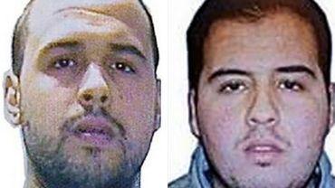 Khalid et Brahim El Bakraoui.
