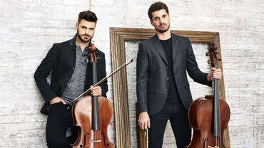 2 cellos - Live à l'Opéra de Sydney avec Luka Sulic et Sjepan Hauser