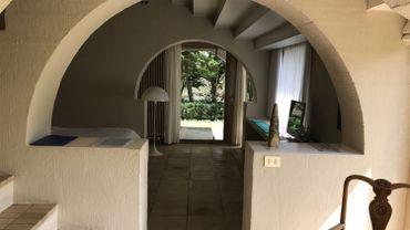 La maison de l'architecte Claude Strebelle, à vendre....