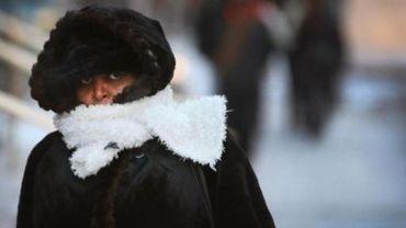 Vague de froid inhabituelle dans le sud-est des Etats-Unis