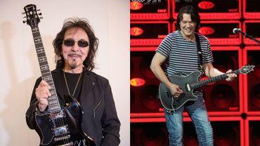 Tony Iommi/Van Halen