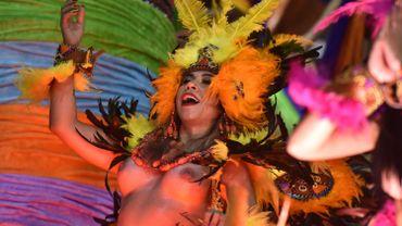 Brésil: Au moins 400 arrestations lors de l'ouverture du carnaval de Sao Paulo