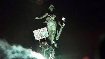 """Le 11 janvier, Paris devient """"capitale du monde"""", selon les mots de François Hollande."""