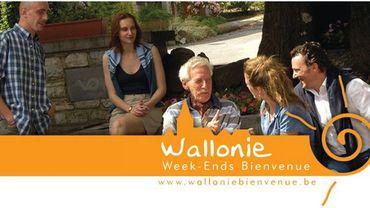 Nouvelle édition de Wallonie Week-end Bienvenue ce week-end