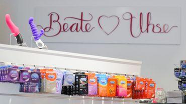 Un magasin Beate Uhse à Hanovre, en Allemagne, le 13 juin 2014.
