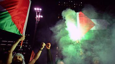 Violences à Gaza: Israël bombarde la bande de Gaza