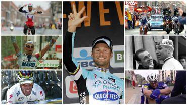 Les sept moments marquants qui ont fait l'histoire de Gand - Wevelgem