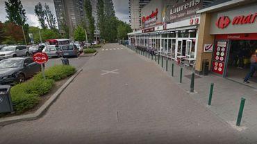 Deux personnes ont été renversées sur un parking à Anderlecht, l'une d'elles est décédée