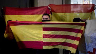 Référendum en Catalogne: la Garde civile saisit du matériel