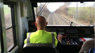 Depuis ce lundi matin, les trains circulent à nouveau entre Virton et la frontière grand-ducale.