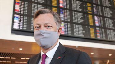 """""""Brussels Airport a besoin de Brussels Airlines"""", insiste le patron de l'aéroport"""