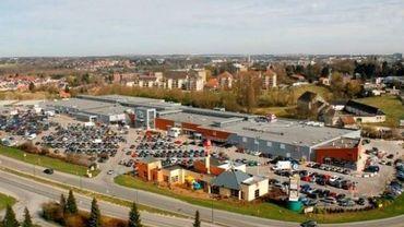 Avec cette extension, le shopping compte désormais près de 30 000 m² de surface commerciale (illustration).