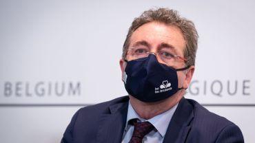 Le ministre-président Rudi Vervoort a annoncé ce mercredi la prolongation des mesures bruxelloises anti-covid jusqu'au premier mars