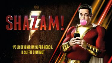 """""""Shazam!"""" continue de dominer le classement."""