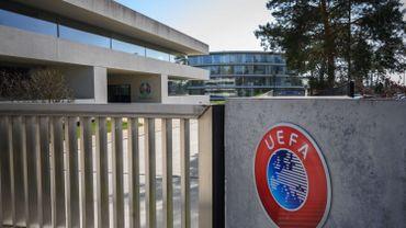 L'UEFA consulte ses membres et décidera peut-être de l'avenir des compétitions jeudi