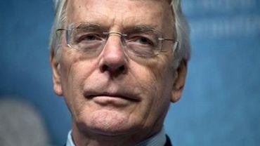 L'ancien Premier ministre John Major plaide pour un second référendum sur le Brexit
