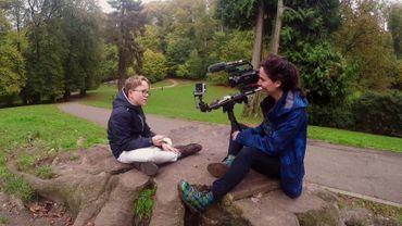 """Extrait du film documentaire """"Mijn naam is Lidewij"""", de la réalisatrice belge Lidewij Nuitten."""