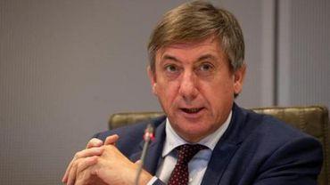 """Le ministre-président flamand Jan Jambon (N-VA) a estimé que la condamnation lundi de neuf indépendantistes catalans à des peines allant de neuf à 13 ans de prison était une sentence """"disproportionnée""""."""