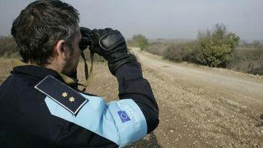 Ces héros du quotidien: les hommes et les femmes de Frontex