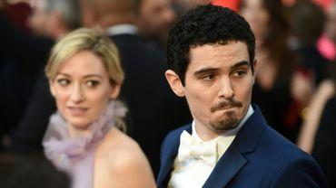 Damien Chazelle, meilleur réalisateur, entre dans l'histoire des Oscars
