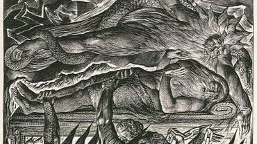 Les illustrations du Livre de Job par Blake en ligne