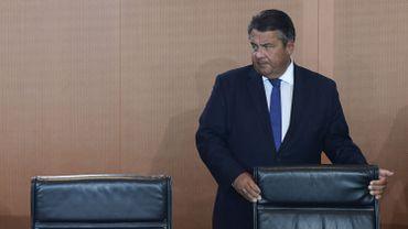 Pour le vice-chancelier allemand, c'est un échec, dès lors que l'UE ne veut pas se soumettre aux exigences américaines.