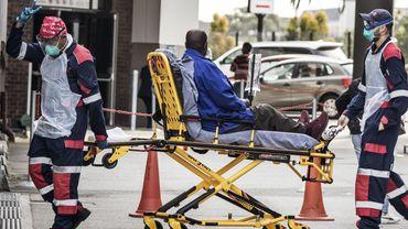 En plein hiver austral et déconfinement, le nombre de cas de coronavirus explose en Afrique du Sud