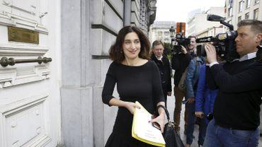 """Zuhal Demir attendue de pied ferme pour sa """"note d'orientation politique"""""""
