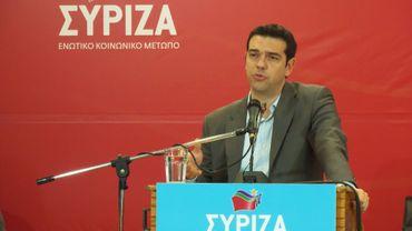 Alexis Tsipras, le leader de Syriza pourrait bien remporter les élections anticipées dimanche en Grèce