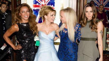 Les Spice Girls remontrant sur scène en 2019 sans Victoria Beckham