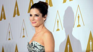 Actrice la mieux payée d'Hollywood cette année, Sandra Bullock