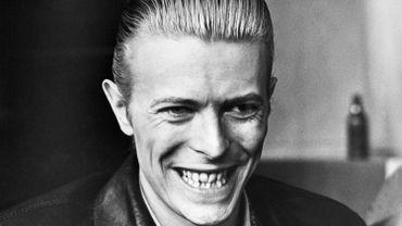 David Bowie en 1976