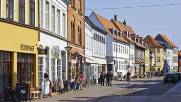 La ville danoise Odense se chauffe grâce à Facebook.