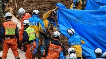 Inondations au Japon: l'État promet 3,3 milliards d'euros pour la reconstruction