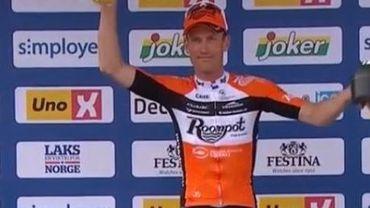 La 3ème étape du Tour de Norvège remportée par Weening, Armée 2ème