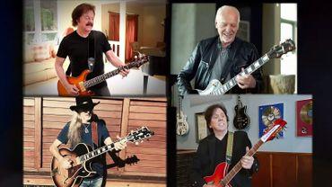 Peter Frampton et les Doobie Brothers reprennent Eric Clapton