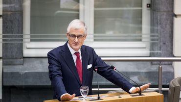 Geert Bourgeois, ministre-président flamand