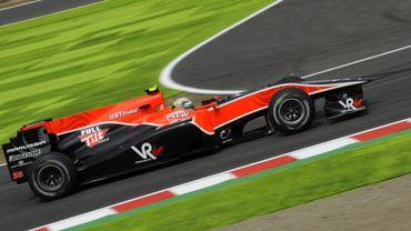 Jérôme D'Ambrosio sera pilote titulaire chez Virgin F1 la saison prochaine
