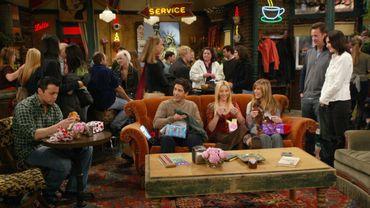 """""""Friends"""" s'est terminé en mai 2004 devant plus de 50 millions de téléspectateurs aux Etats-Unis"""
