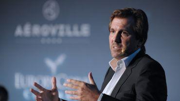 Christophe Lambert était devenu en 2010 le directeur général d'EuropaCorp, groupe du cinéaste Luc Besson, dont il était un proche
