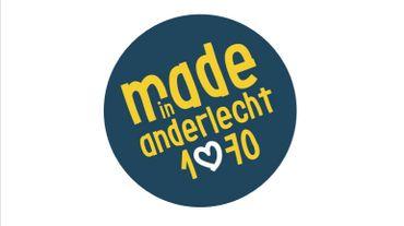 """Un exemple du logo qui permettra d'identifier les produits du label """"Made in Anderlecht"""""""