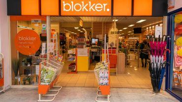 Magasin Blokker d'Anvers, le 19 février