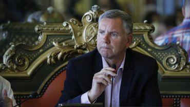 Alain Courtois (MR) sur le point de quitter le terrain politique? L'échevin bruxellois dément