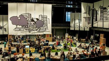 Europ Refresh II - Halles de Schaerbeek