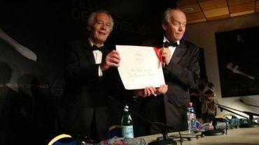 Jean-Pierre et Luc Dardenne récompensés par le Grand prix en 2011