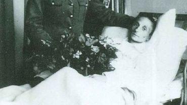 Maurice Berdal à son retour des camps en 1945
