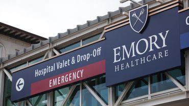 Un nouvel Américain atteint d'Ebola rapatrié d'Afrique de l'Ouest