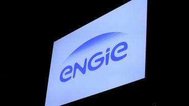 Le logo du groupe Engie