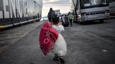 Les camps en Grèce accueillent actuellement plus de 40.000 migrants, alors qu'ils n'ont officiellement de place que pour 7000.