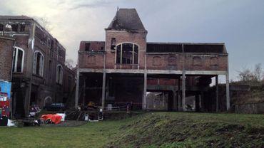 L'ancien charbonnage de Marcasse